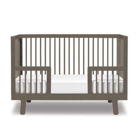 Sparrow Crib in Gray