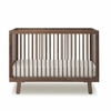 Sparrow Convertible Crib in Walnut