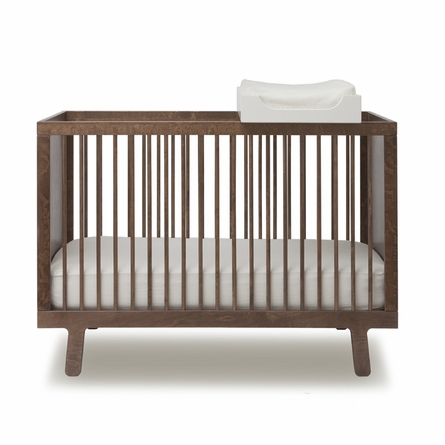 Sparrow Crib in Walnut