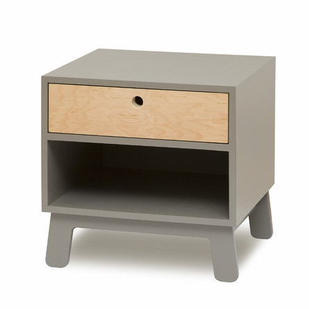 Sparrow Nightstand in Gray