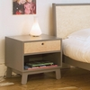 On Sale Sparrow Nightstand in Gray