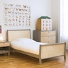 Sparrow Twin Bed in Gray