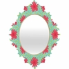 Speckle Baroque Mirror