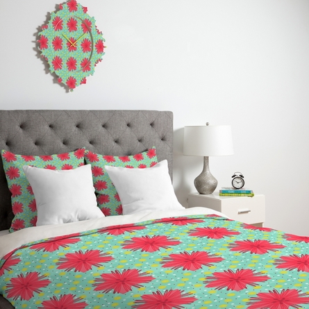 Speckle Lightweight Duvet Cover