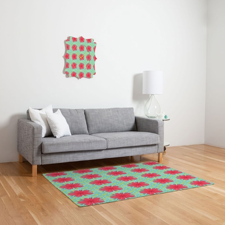 Speckle Flat Weave Rug