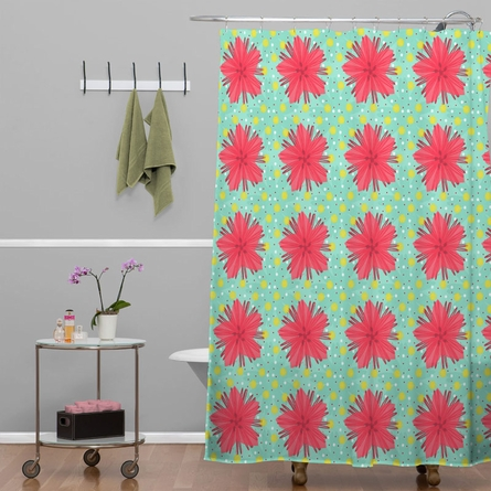 Speckle Shower Curtain