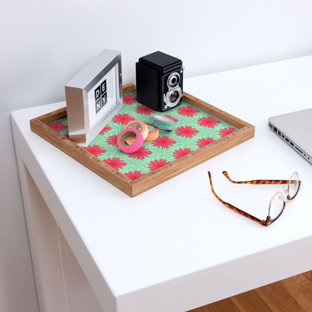 Speckle Square Tray