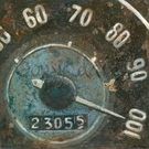 Speedometer Canvas Wall Art