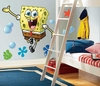 SpongeBob SquarePants Giant Peel & Stick Wall Decal
