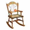 Sports Rocking Chair