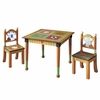 Sports Table Set with 2 Chairs