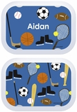Sports Team Changeable Faceplate