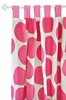 Spot On Fuchsia Curtain Panels - Set of 2