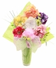 Spring Bling Budding Beauty Flower Hat Bouquet