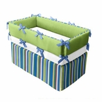 Spring Break Crib Bedding Set