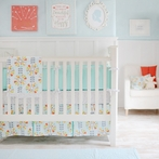 Spring Fever Crib Bedding Set