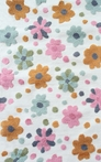 Spring Flower Bloom Rug