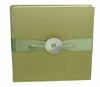 Spring Silk Green Photo Album