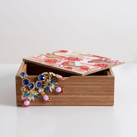 Sprinkling Sound Jewelry Box
