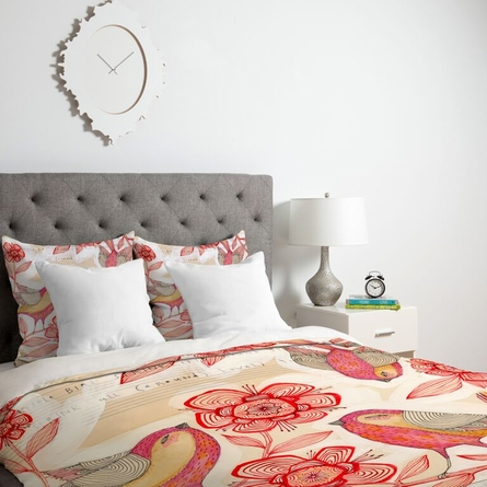 Sprinkling Sound Lightweight Duvet Cover