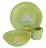 Sprout Turtle Character Personalized Ceramic Dish Collection