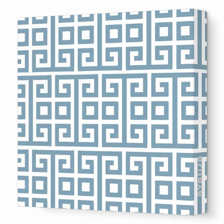 Squares Canvas Wall Art
