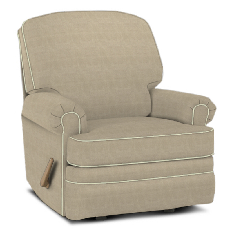 Stanford Swivel Gliding Recliner Chair by Nursery Classics