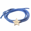 Star Amazon Bracelet in Gold Plated