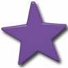 Star Bright Purple Drawer Pull