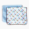 Star Dot Burp Cloth Set