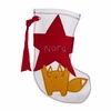 Star Fox Personalized Christmas Stocking