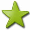 On Sale Star Lime Drawer Pull