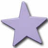 Star Pastel Purple Drawer Pull