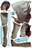 Star Wars Luke Skywalker Giant Peel & Stick Applique