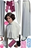 Star Wars Princess Leia Giant Peel & Stick Applique