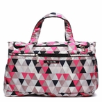 Starlet Duffel Bag in Pinky Swear