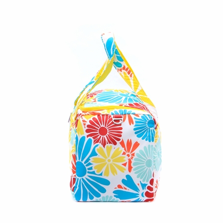 Starlet Duffel Bag in Flower Power