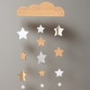 Starry Sky Bamboo Mobile