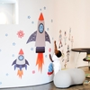 Starry Sky Fabric Wall Decals