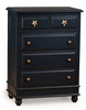 Stars Five-Drawer Chest