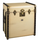 Stateroom End Table in Ivory