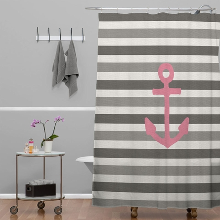 Stay 3 Shower Curtain