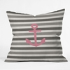 Stay 3 Throw Pillow