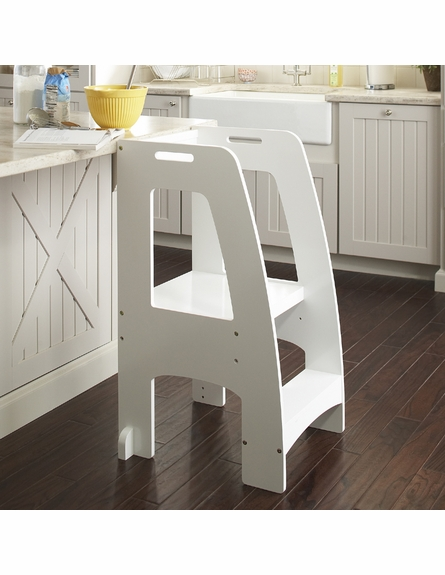 Step-Up Kitchen Helper - White