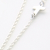 Sterling Silver Cross Chain Necklace