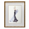 Stolen Magic Framed Couture Barbie Art Print