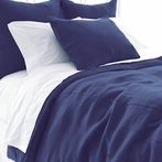 Stone Washed Indigo Pillow Sham