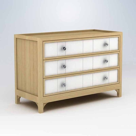 Stonington 3 Drawer Dresser