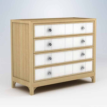Stonington 4 Drawer Dresser
