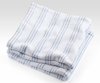 Stonington Coverlet - White/Misty Blue
